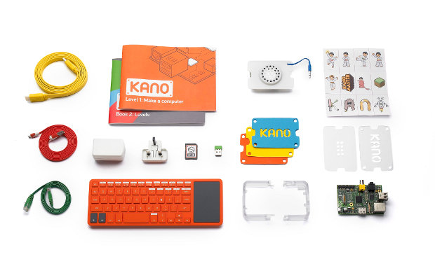 Kano kit components (Image Kano)
