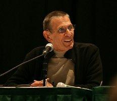 Leonard Nimoy in 2010