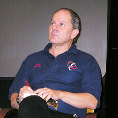 Alan Dean Foster in 2007