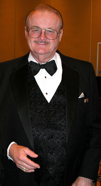 Jerry Pournelle in 2005