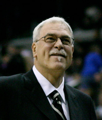 Phil Jackson in 2009