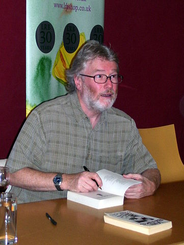 Iain Banks at the Edinburgh International Book Festival 2009