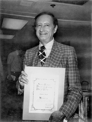 Robert Bloch in 1976