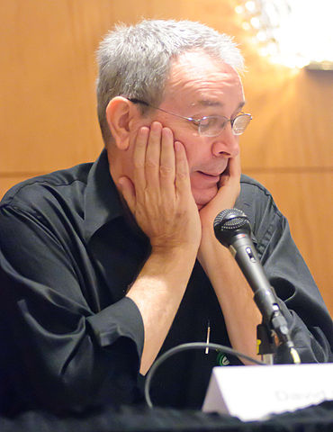 David Gerrold at DragonCon 2010