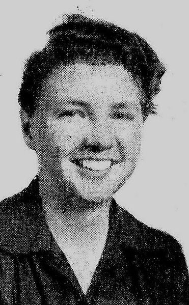 Leigh Brackett in 1941
