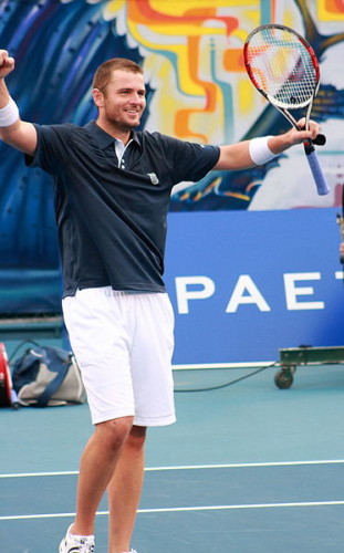 Mardy Fish at the 2009 Delray Beach tournament