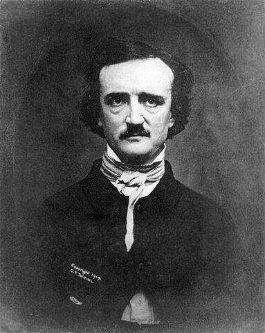 Edgar Allan Poe in 1848