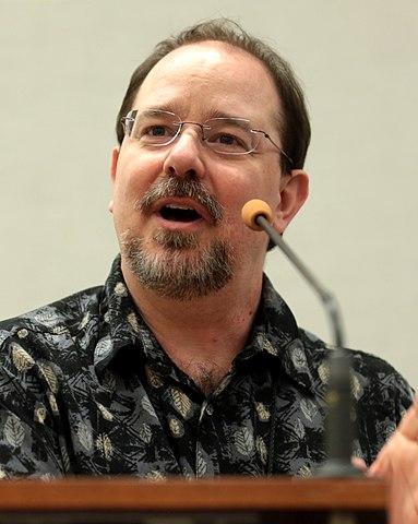 John Scalzi in 2018