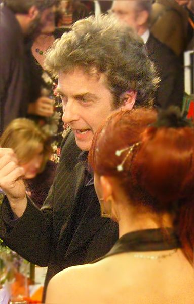 Peter Capaldi in 2008