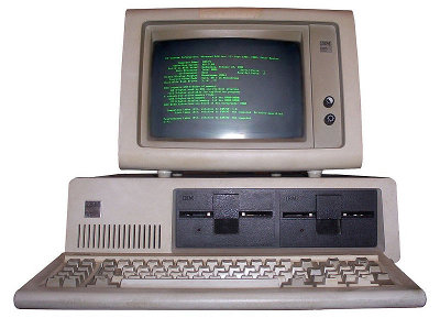 The IBM personal computer model 5150