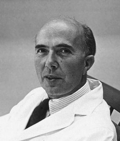 Renato Dulbecco in 1966