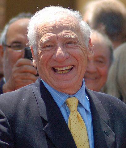 Mel Brooks in 2010