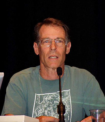 Kim Stanley Robinson at Worldcon 2005