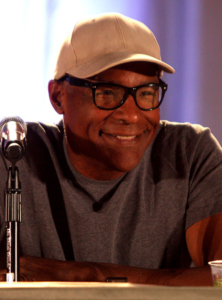 Michael Dorn at the 2012 Phoenix Comicon