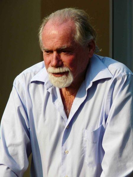 Robert Silverberg in 2013