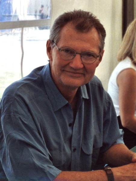 Andrew Robinson at the ExpoTrek in Hanover in 2000