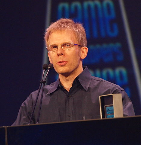 John Carmack at the Game Developers Conference 2010