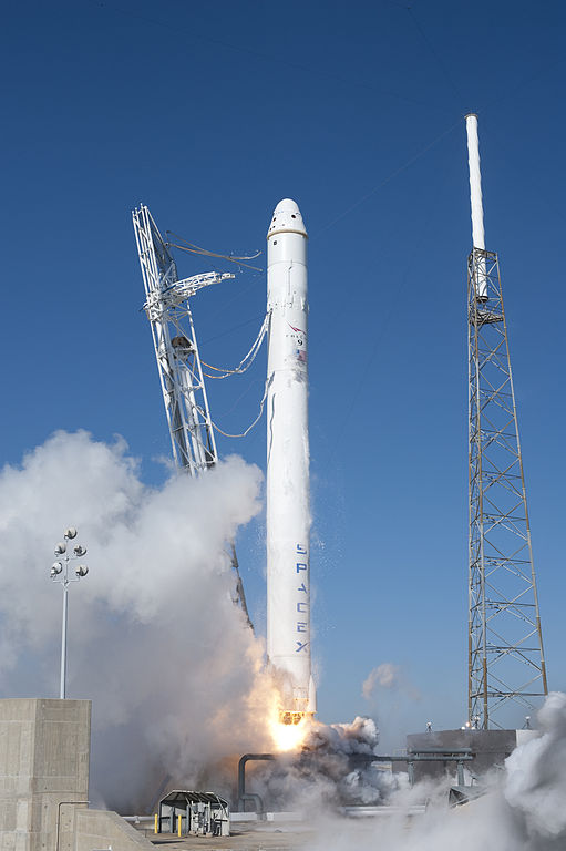 dragon spacex texas launch - photo #44