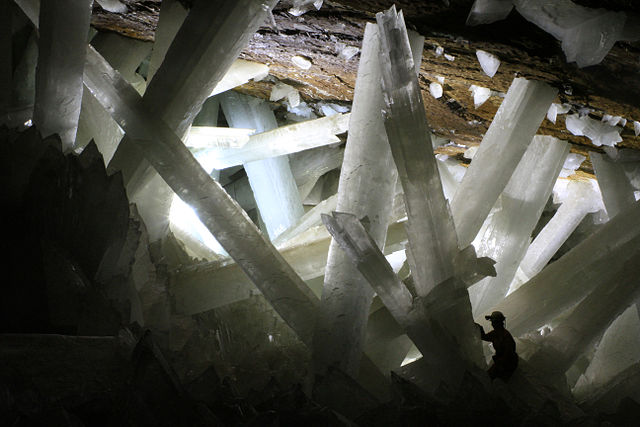 Crystals of the Naica cave