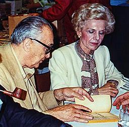 A.E. van Vogt and Lydia van Vogt