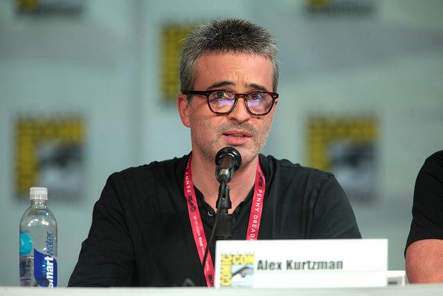 Alex Kurtzman at the 2014 San Diego Comic Con International