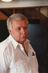 Algis Budrys in 1985