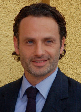 Andrew Lincoln in 2012