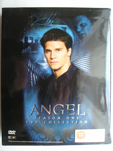 Angel season 1 DVD boxset