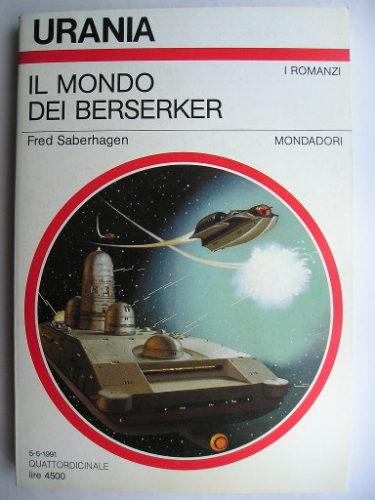 Berserker by Fred Saberhagen (Italian edition)