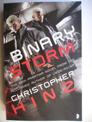 Binary Storm by Christopher Hinz