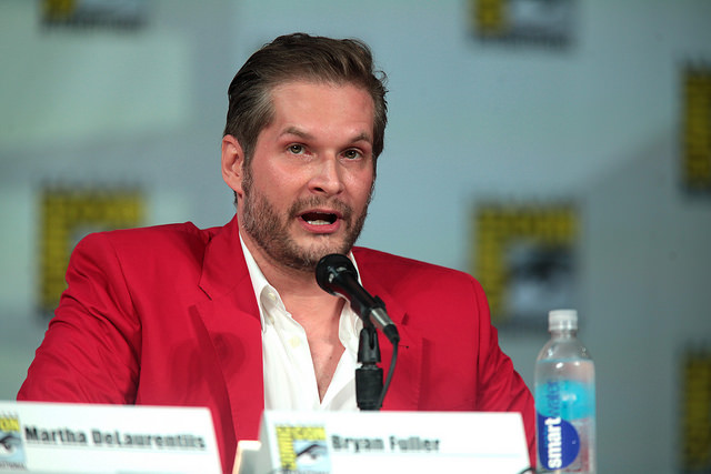 Bryan Fuller speaking at the 2014 San Diego Comic Con International