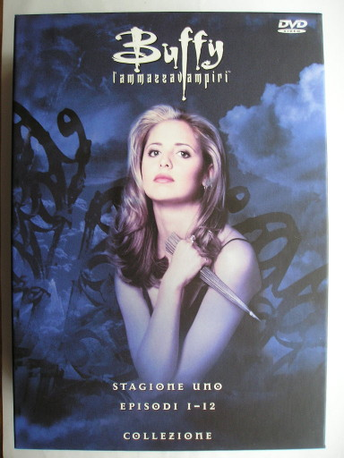 Buffy the Vampire Slayer season 1 DVD boxset