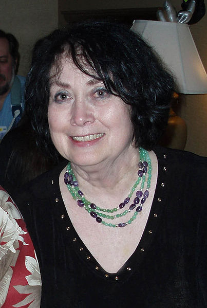 C.J. Cherryh on April 14 2006 at the NorWesCon in Seattle