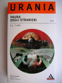 C.O.D. - Mars aka Fear of Strangers by E.C. Tubb (Italian edition)