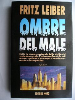 Conjure Wife by Fritz Leiber (Italian edition)