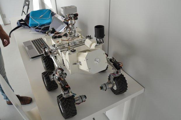 mars rover arduino - photo #18