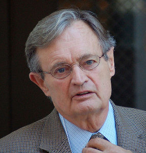 David McCallum in 2012