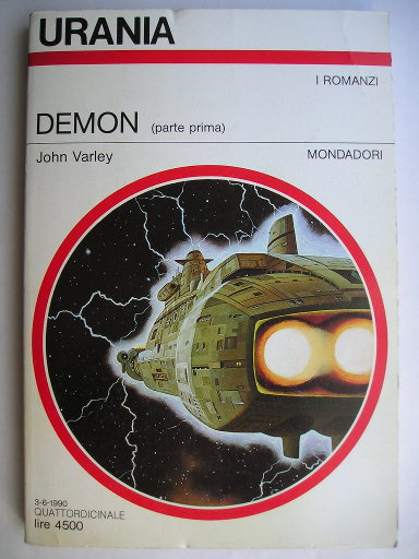 Demon by John Varley (Italian edition)