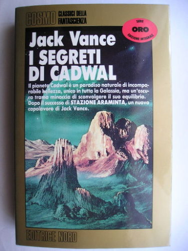 Ecce and Old Earth by Jack Vance (Italian edition)