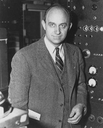 Enrico Fermi in the '40s