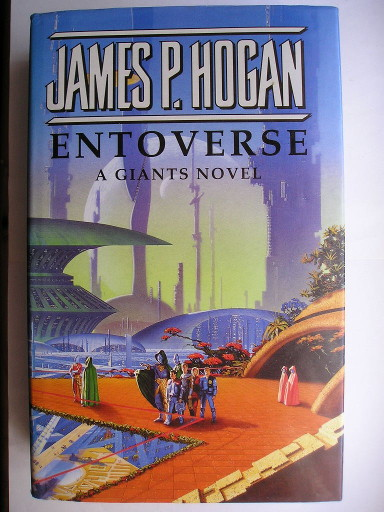 Entoverse by James P. Hogan