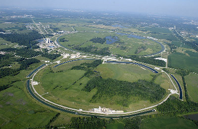 The Tevatron and the Main Injector
