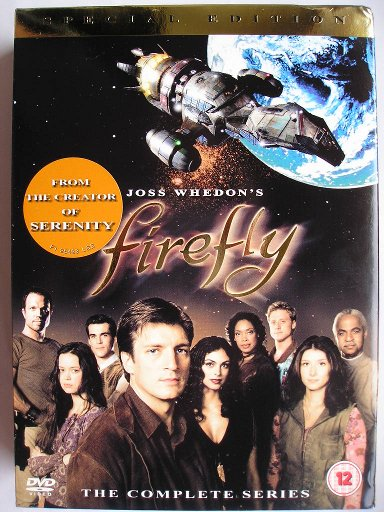 The TV show Firefly