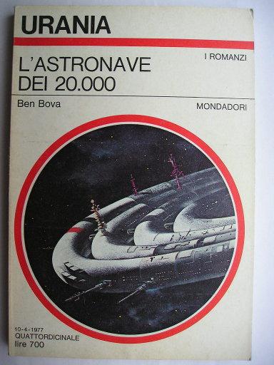 Flight of Exiles by Ben Bova (Italian edition)