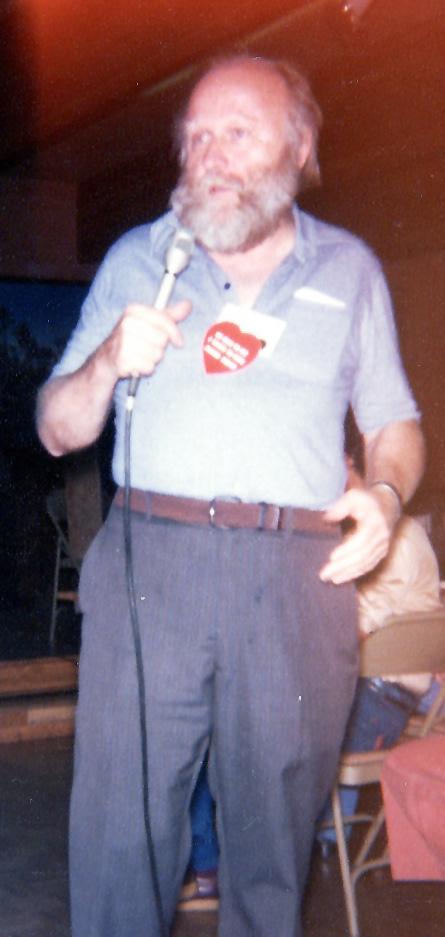 Frank Herbert in 1978