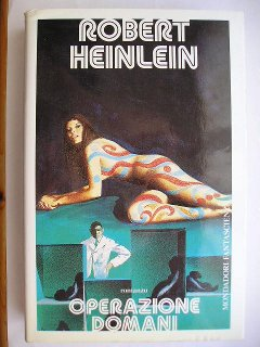 Friday by Robert A. Heinlein (Italian edition)