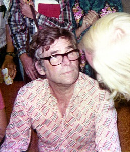 Gene Roddenberry in 1976