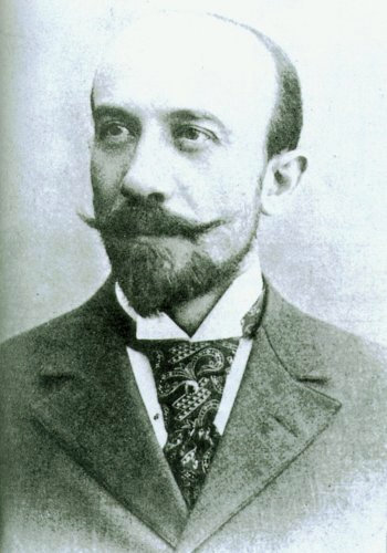 Georges Méliès around 1890