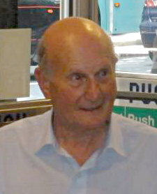 Gerry Anderson in 2009