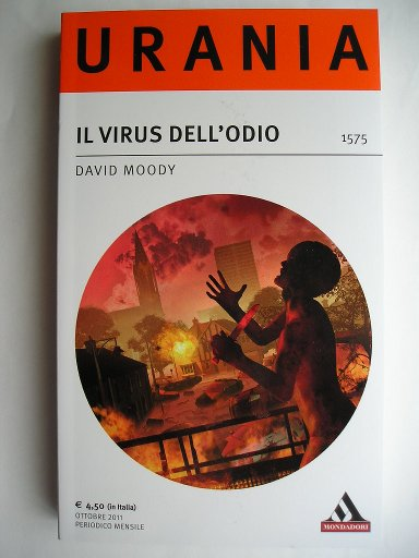 Hater by David Moody (Italian edition)